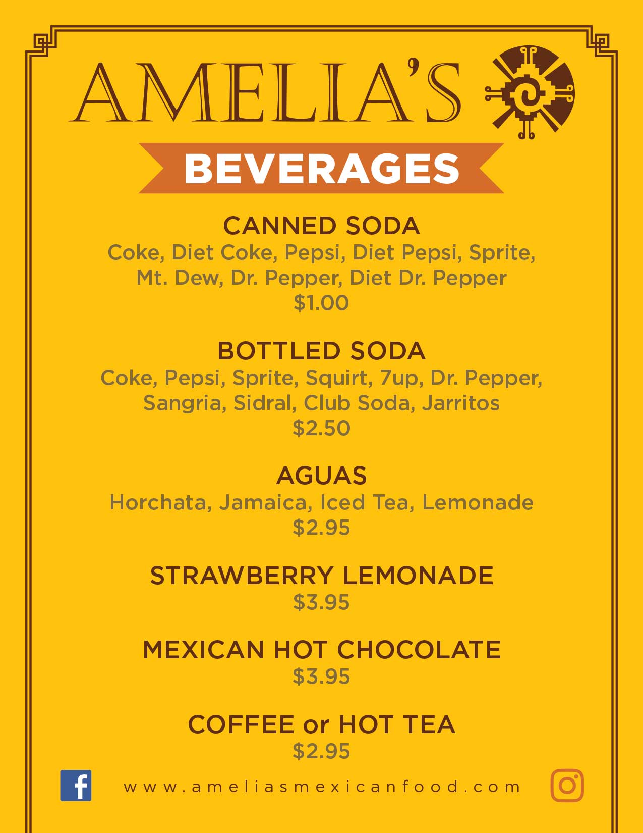 image of softdrink specials